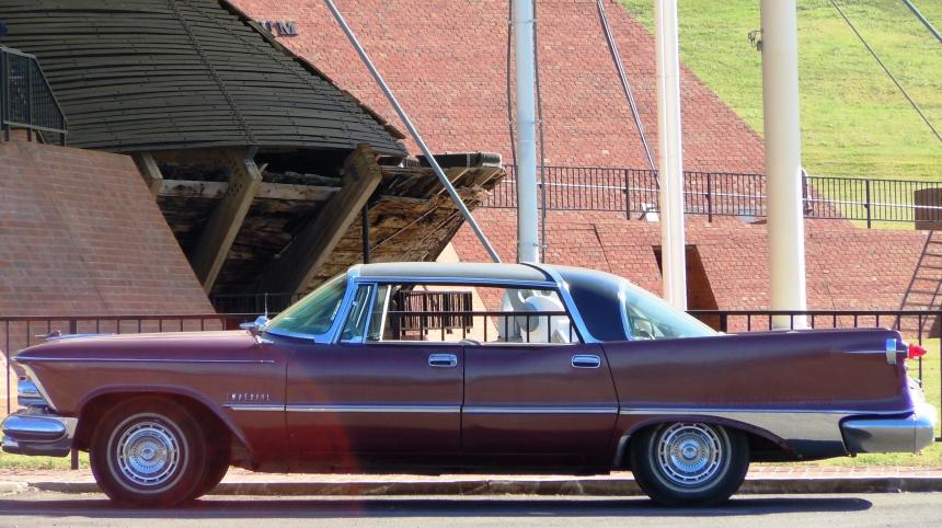 Antique Car at Museum