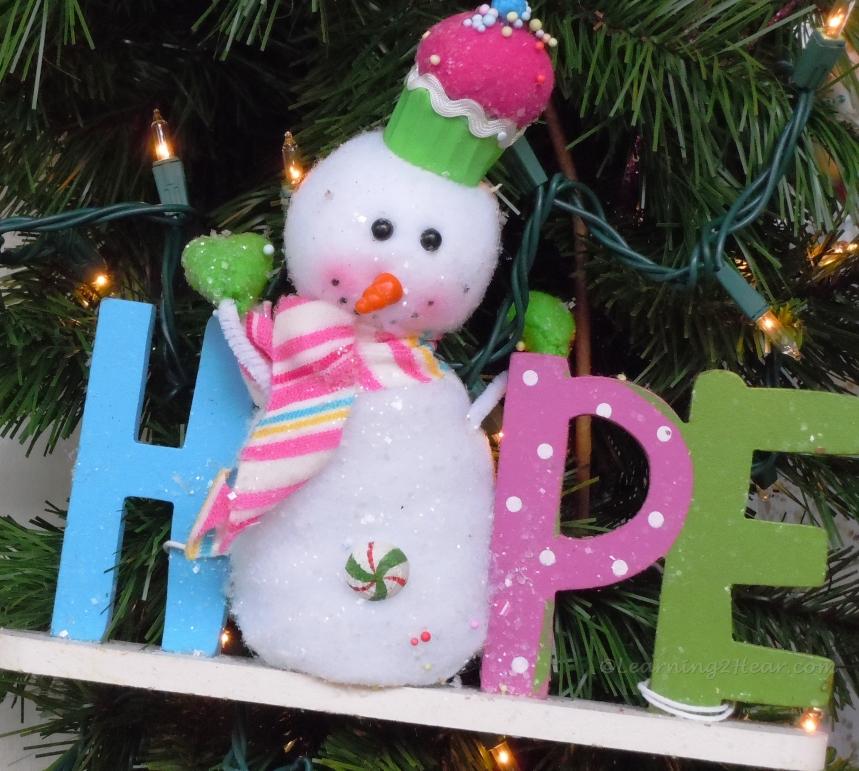 Hope Snowman-L2H