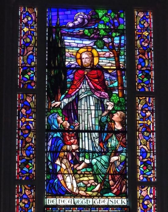 Jesus Heals All-L2H
